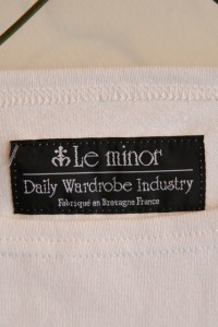 Leminor by DAILY WARDROBE INDUSTRY