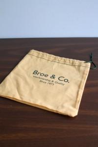 BROE&CO
