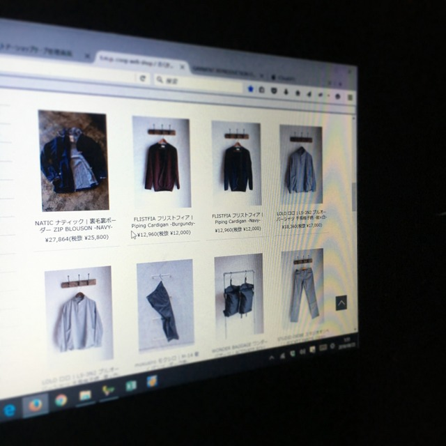 NEW t.m.p. coop WEB SHOP