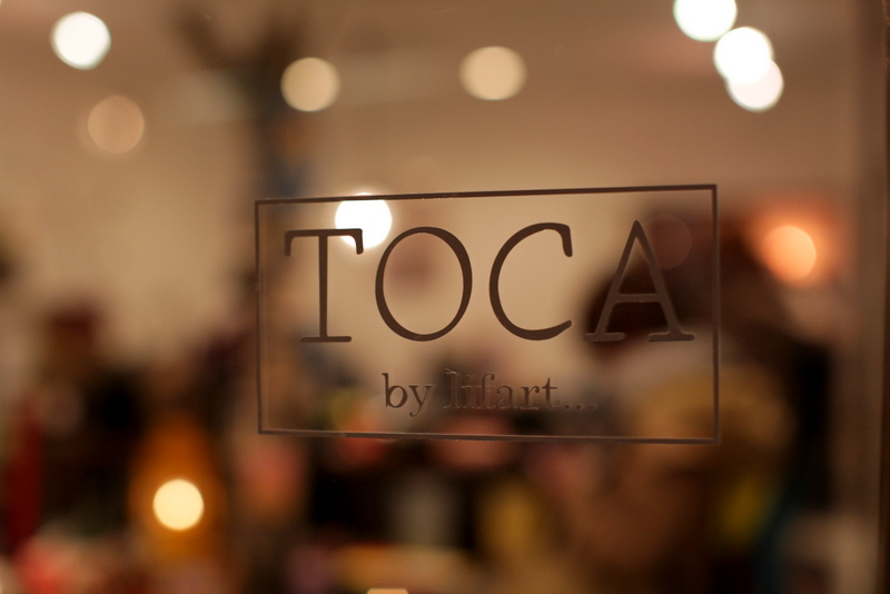 TOCA by lifart...